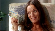 """""""Not an organ donor I see."""" [Fi Glenanne] Pictured: Fiona Glenanne (Gabrielle Anwar) From the """"Pilot"""" Season 1, Episode 1, 2007"""