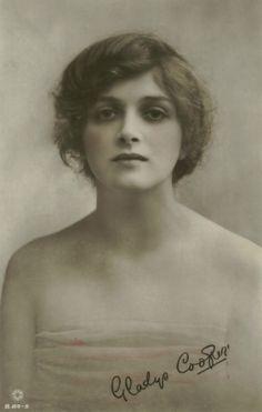 "saisonciel: ""Gladys Cooper, 1910s """