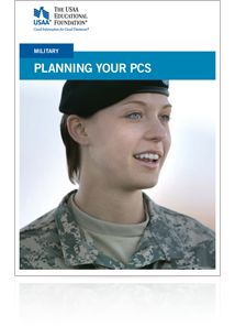 Planning Your PCS | The USAA Educational Foundation