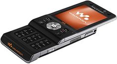 Unlocked Sony Ericsson W910i Havana Bronze * You can find more details by visiting the image link.