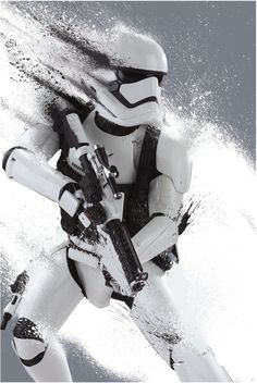 Star Wars Episode 7 Stormtrooper Blast