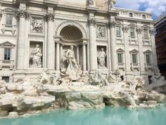 The Travelettes Guide to Rome: Trevi Fountain