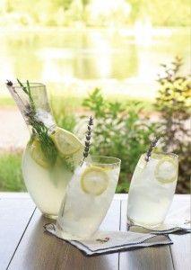 lavender lemonade Cocktail receipe easy