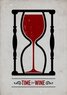Image of Time for wine