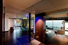 Sea Facing Penthouse by Abraham John Architects (15)