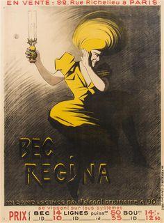 Leonetto Capiello, (Italian, 1875-1942), Bec Regina