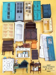 Miniature | Furnishings | Doors