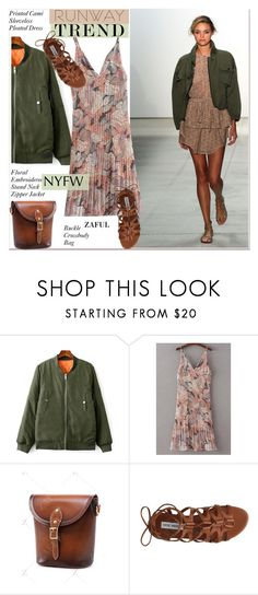"""""""Hot NYFW Runway Trend"""" by paculi ❤ liked on Polyvore featuring Marissa Webb, Steve Madden and NYFW"""