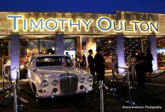 Timothy Oulton Dallas Grand Opening Party