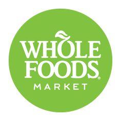 Whole Foods Market Logo PNG Image Whole foods market Whole food recipes Food logo design
