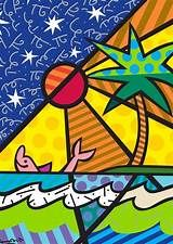Risultati immagini per romero britto Drawing For Kids, Art For Kids, Creative Wall Painting, Happy Rock, Ninja Art, Paper Architecture, Cute Cartoon Wallpapers, Arte Pop, Art For Art Sake