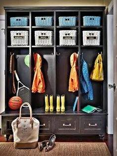 Love the organizational look of this one.....