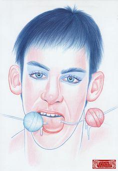 Sweet tooth Boy - Menino Guloso - Vilela Valentin