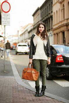 Zagreb #StreetStyle  #FashionSteps