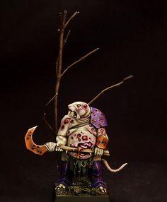 Skaven Pestilens Warlord