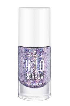 ESSENCE HOLO RAINBOW NAIL POLISH 05- HOLO FEVER
