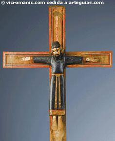 Arte bizantino,madera policromada