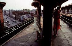Брюс Дэвидсон - Bruce Davidson. Сабвей, NY 1980 – 101 фотография