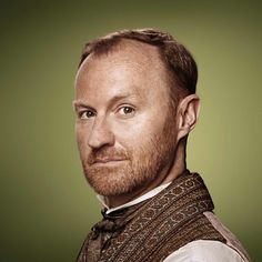 Mark Gatiss. This is on the new Three Days in the Country poster.