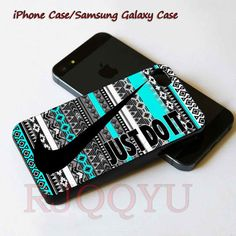 Nike Just Do It Aztec iPhone 4/4S/5/5S5C Case, Samsung Galaxy S3/S4 Case, iPod Touch 4/5 Case