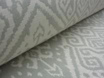 Cotton Curtain Fabric Tiber Grey
