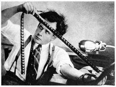 Film director Sergei Eisenstein