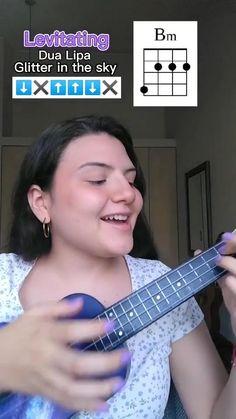 Guitar Chords For Songs, Music Chords, Ukulele Tabs, Acoustic Music, Music Sing, Music Guitar, Easy Piano Songs, Music Videos, Hacks