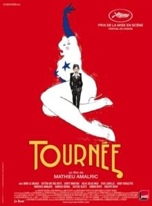 Tournée Film de Mathieu Amalric (2010)