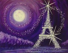 Paint Nite - Jewel of Paris