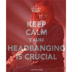 paramore   Tumblr ❤ liked on Polyvore featuring paramore, keep calm, pictures, hayley williams and red