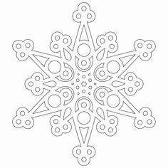 Don't Eat the Paste: A half dozen snowflakes to color Snowflake Coloring Pages, Merry Christmas Coloring Pages, Mandala Coloring Pages, Free Coloring Pages, Coloring Books, Printable Coloring, Adult Coloring, Paper Snowflakes, Christmas Snowflakes