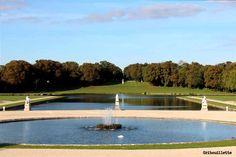 Symétrie_Parc de Chantilly