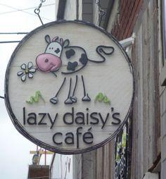 lazy daisy's cafe