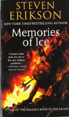 Título: Memories of Ice Autor: Steven Erikson Publicação: 2001 Número de páginas: 925 páginas Editora: Tor Fantasy ISBN: 9780765348807 Memories of Ice é o terceiro livro da série The Malazan Book o…