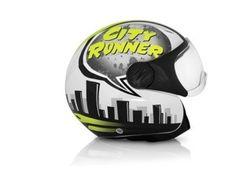 Nuevo casco X-JET CITY RUNNER de Acerbis | Motos y Mas