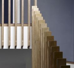 stair details from Bell Phillips Architects