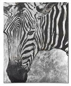 Uttermost Silver Leaves Wall Art zebra - Yahoo Image Search Results