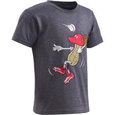 Under Armour Boys' Peanut Outfielder Short Sleeve T-shirt