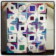 A do.Good Stitches Converging Corners Quilt - QUILTING