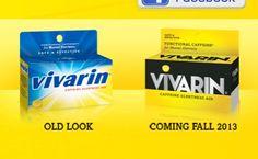 #Free #Sample of #Vivarin Caffeine