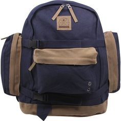 7525d378ff Billabong Revolution Backpack - Navy Blue Snowboards