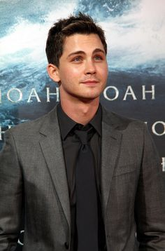Logan Lerman - havent seen him in a while
