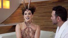 """Uma das musas do #BailedaVogue2017 @Claudiarreal participou da edição especial do programa #MisterV de @matmazzafera gravada nos bastidores da nossa folia. No bate-papo a atriz comentou sobre a vontade de aumentar a família e dividiu seus segredos de beleza: """"não sou refém da estética"""". Confira a íntegra do vídeo de @JoKerches e @Cami_Lourenco com cordenação de @allinecury e produção de @maidornelles @andreasabino @catdickstein e @gilourenco em vogue.globo.com. #tvvogue #misterv…"""