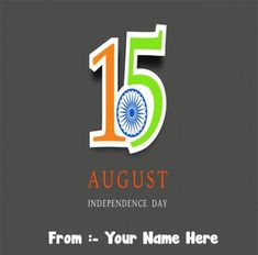Write My Name On Birthday Cakes Pictures Online Happy Birthday Cake Writing, Big Birthday Cake, Happy Birthday Cake Photo, Birthday Cake Pictures, Independence Day Wishes Images, 15 August Independence Day, Happy 15 August, Good Morning Romantic, Friendship Day Wishes