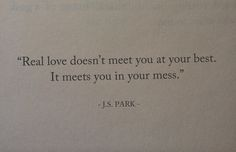 "jspark3000: "" — J.S. Park """