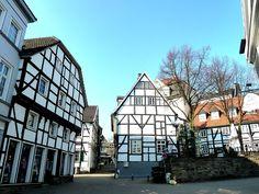 Germany - Hattingen – Historische Altstadt Johannisstraße - panoramio.jpg