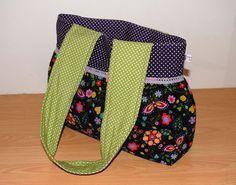 Die Tasche besteht aus hochwertigem Designerstoff aus den USA. Daher ist der Preis etwas höher als bei den meisten anderen Tasche n.  Diese wunde...