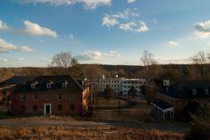 Henryton State Hospital: an Abandoned Sanatorium in Marriottsville, MD