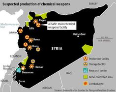 Syria in One Week: Part 2 - Will Assad Hand Over his Nation's Chemical Weapons?  http://aparalleltoohighbh.blogspot.ca/2013/09/syria-in-one-week-part-2-will-assad.html