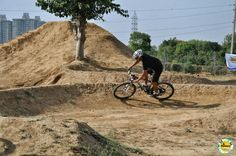 #Berms are #Fun at @Pedalers Village....